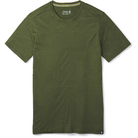 Smartwool Merino Sport 150 Tee Men moss green heather